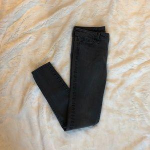 Treasure & Bond - Mid-Rise & Skinny Grey Jeans